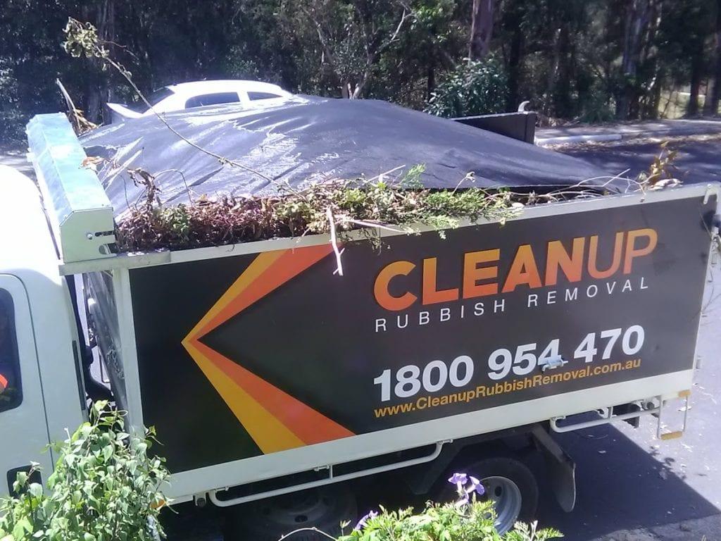 green rubbish removal