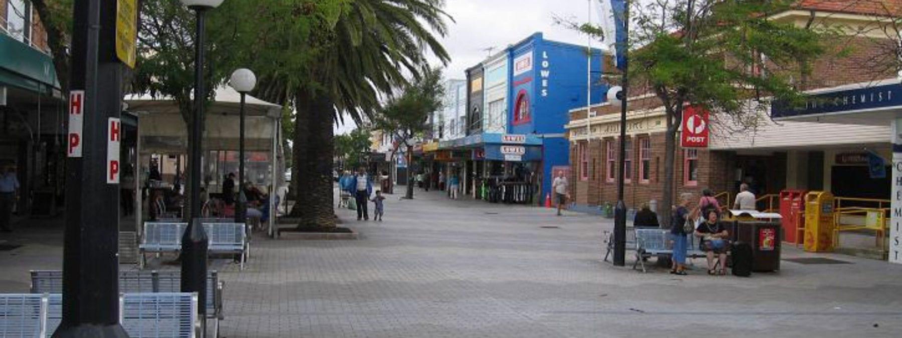 Caringbah street view