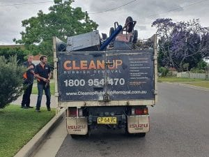 Cleanup Rubbish Removal Sydney